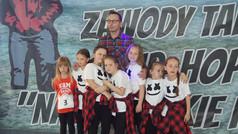 "VIII Ogólnopolskie Zawody Tańca Hip-Hop ""NADMORSKIE RYTMY"" Łeba 2019"