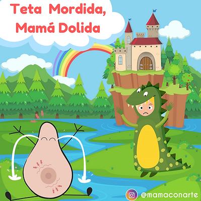 Teta Mordida, Mamá Dolida.png