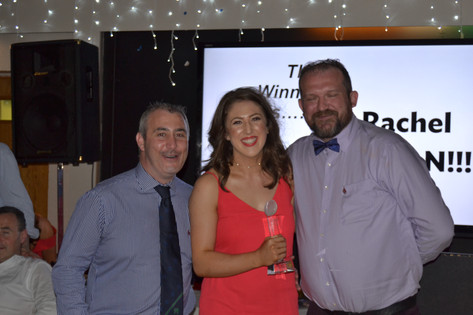 Rachel Horan Player of the Year
