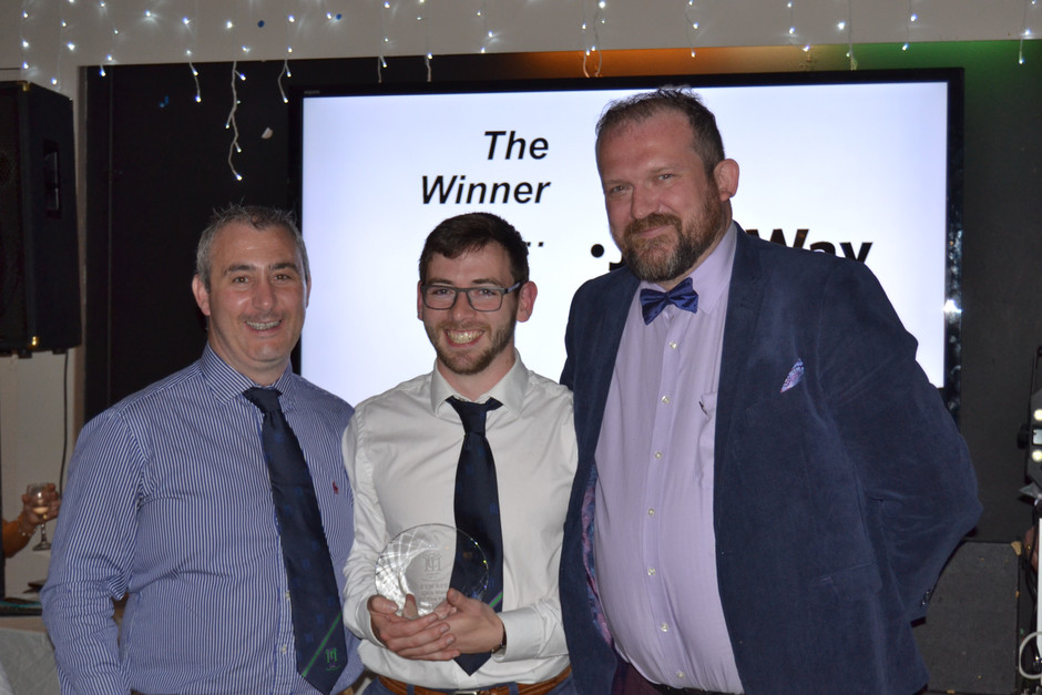 Clubman of the Year - John Conway