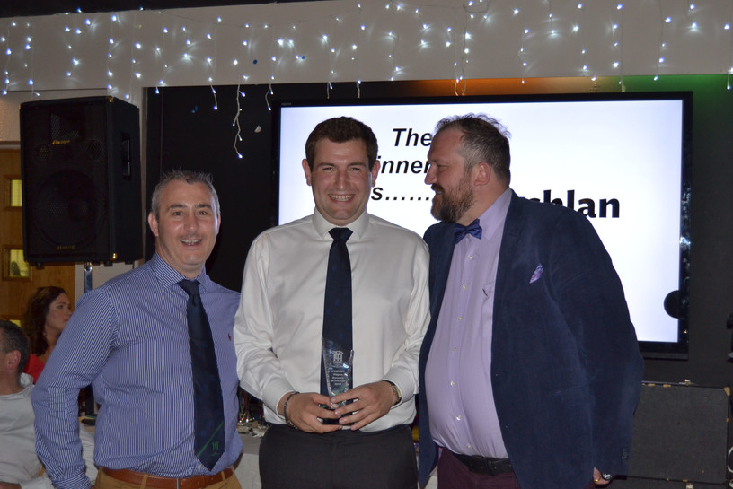 Lachlan Hall - Forward of the Year