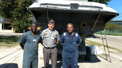 Treinamento Base Naval