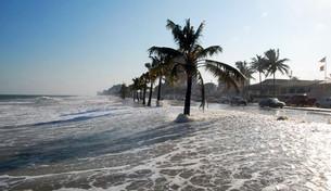 Até 2100, elevação do nível do mar afetará 600 milhões de pessoas e causará prejuízo de US$ 14 trilh