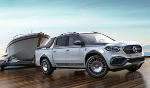 Empresa de designer cria exclusivo modelo Yachting para a Mercedes-Benz