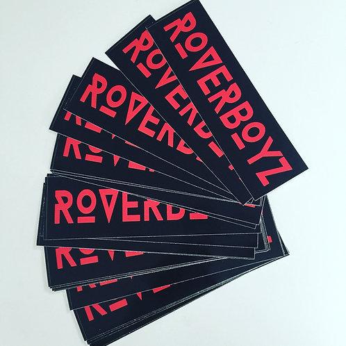 RoverBoyz Bumper Sticker