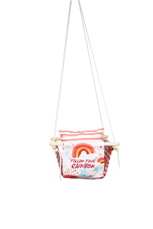 Follow your Rainbow PINK BabySwing