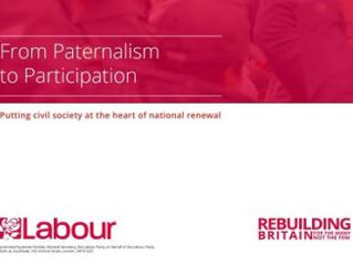 Labour Party publishes its civil society strategy