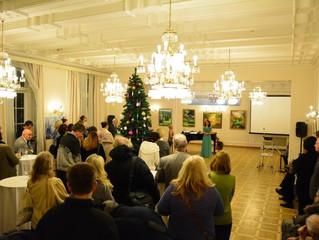 Выставка российского художника «Мысли о добром» открылась в РЦНК в Праге