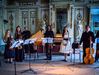 20 мая – 27 августа пройдет фестиваль «Органные вечера в Кусково»