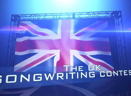 Finalist - UK Songwriting Competition