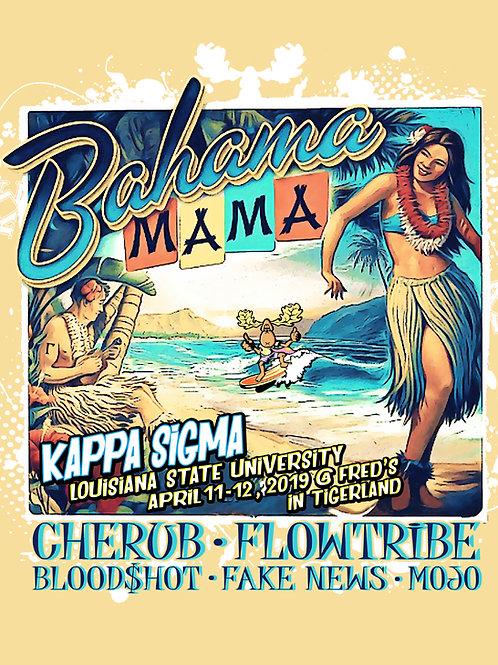 Kappa Sigma Bahama Mama Comfort Color