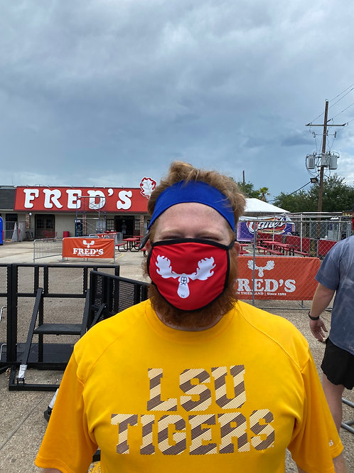 Fred's Face Cover