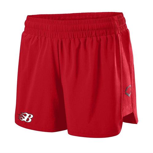 Blaze Evo Ladies Shorts