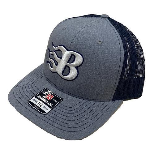 Blaze 3D Trucker Hats
