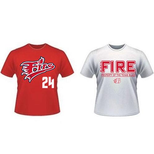 Katy Fire Jersey Pack