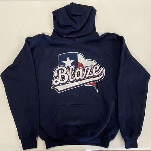 Blaze Flag Hoodie