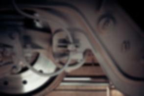 Truck Brake Inspection