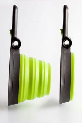 Green Kitchen Gadget Side