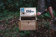 """""""195db"""" - Installation, Peter#KOMPRIPIOTR#Holzknecht, 2016"""