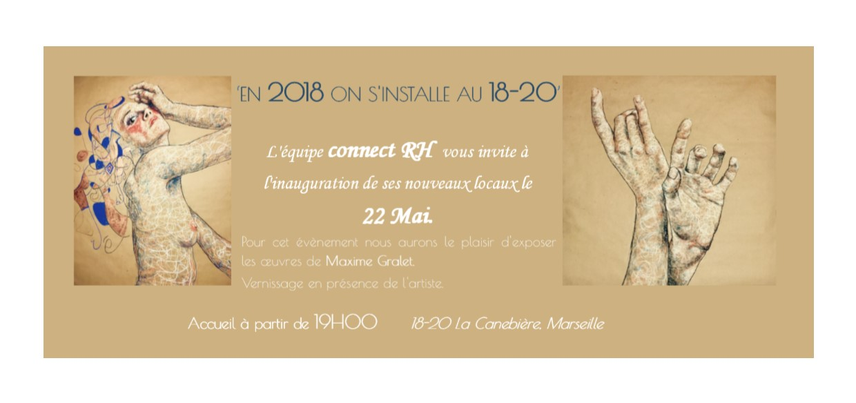 Inauguration connect rh Marrseille