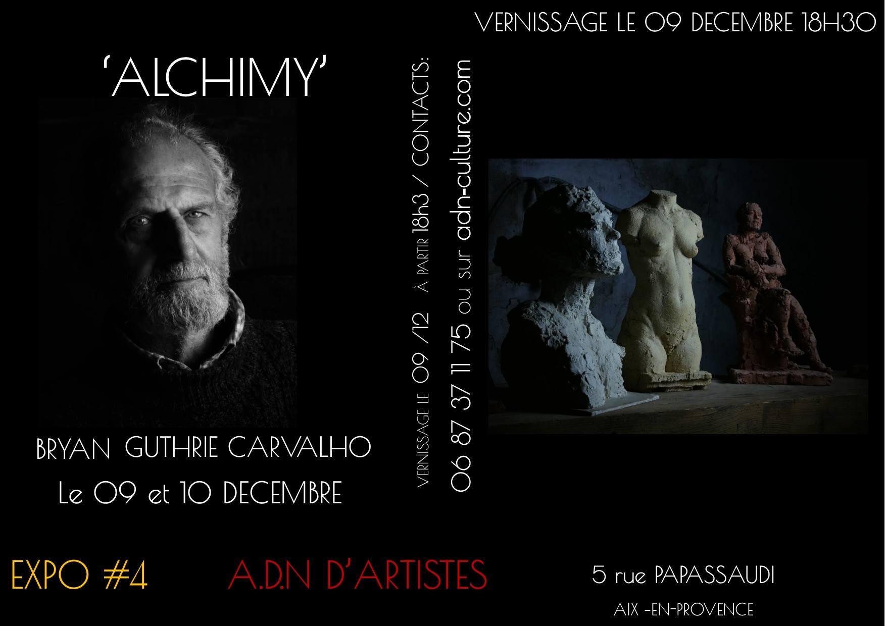 Bryan-Gutrhie-Carvalho-artistte-peintre-et-sculpteur-exposition-alchimy-aiix-en-provence-galerie-adn