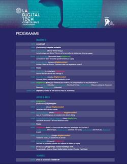 programme digital tech