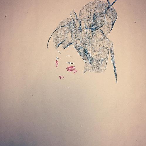 Geisha inachevé