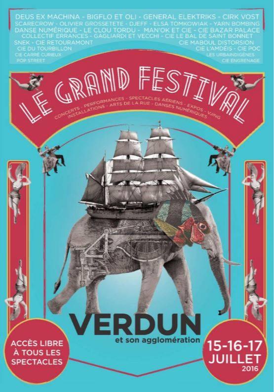 GRAND FESTIVAL DE VERDUN
