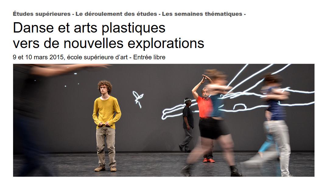 Conférence-Danse-et-Arts-Plastique-Ecole-SUpérieure-dArt-dAix-en-Provence