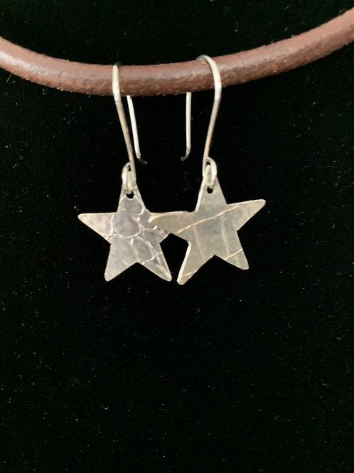 You're a Star sterling earrings