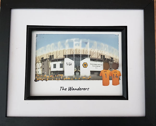 Wolverhampton Wanderers fan gift idea going to watch the Wolves at Moulinex