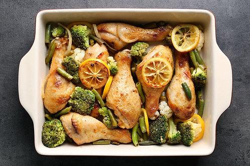 Recipe book -Chicken