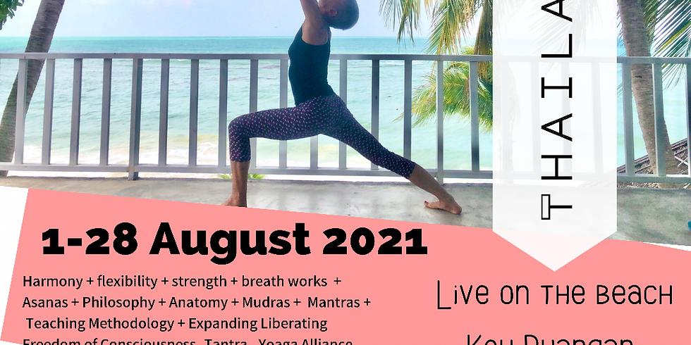 Yoga Teacher Training Live Koh Phangan August 2021 (1)