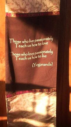Anahata Yoga Shala teacher training