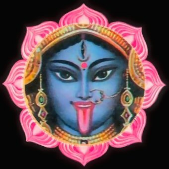 kali face lotus