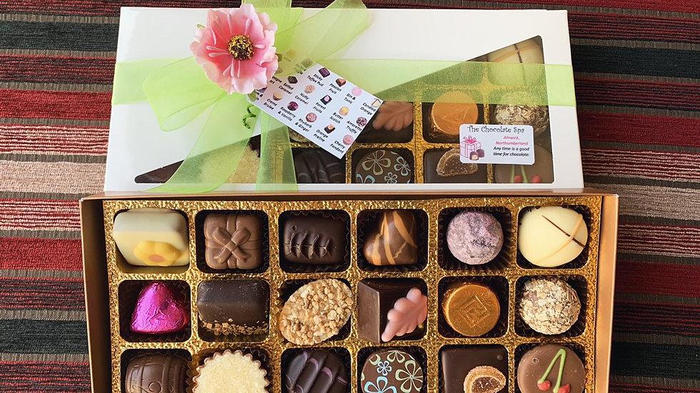 18 Chocolate box