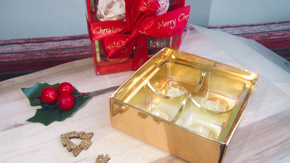 Build Your Own 4 Chocolate Box