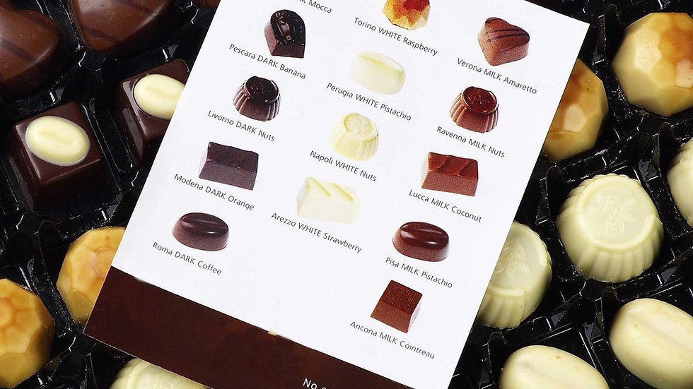 No Added Sugar Chocolates