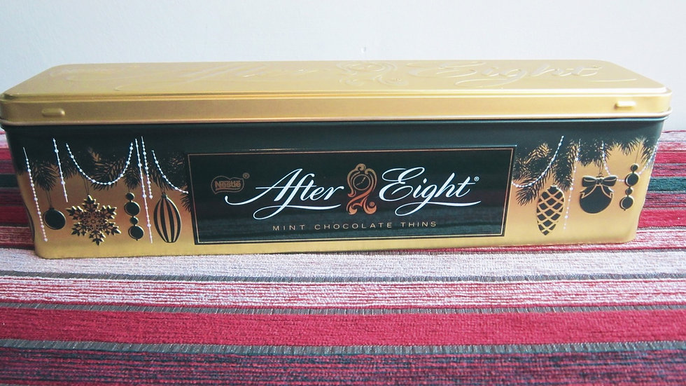 After Eight Gift Tin
