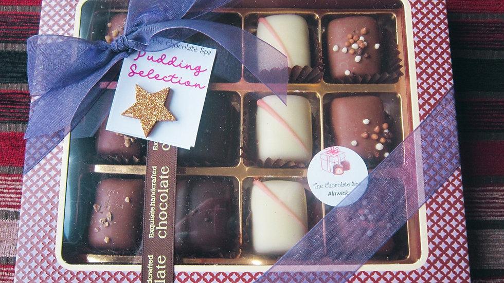 Pudding Selection