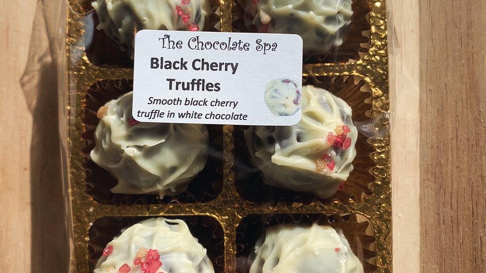 Black Cherry Truffles Tasterpack