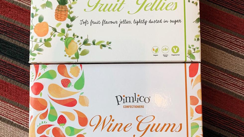 Fruit Jellies/ Wine Gums