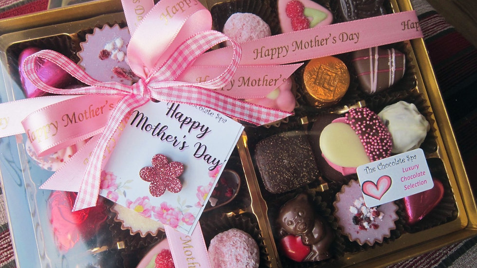 24 Chocolate Mother's Day Gift Box