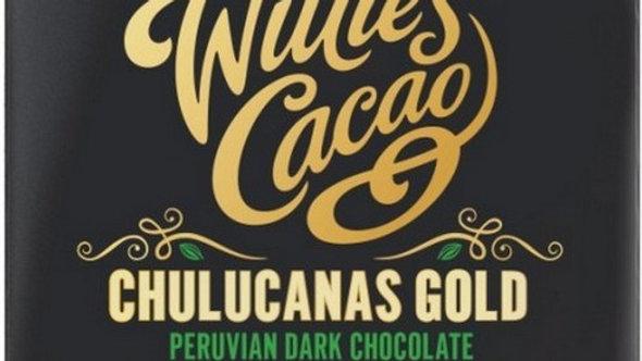 Willie's Cacao Rio Chulucanas Gold 70%