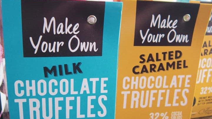 Make Your Own Truffles