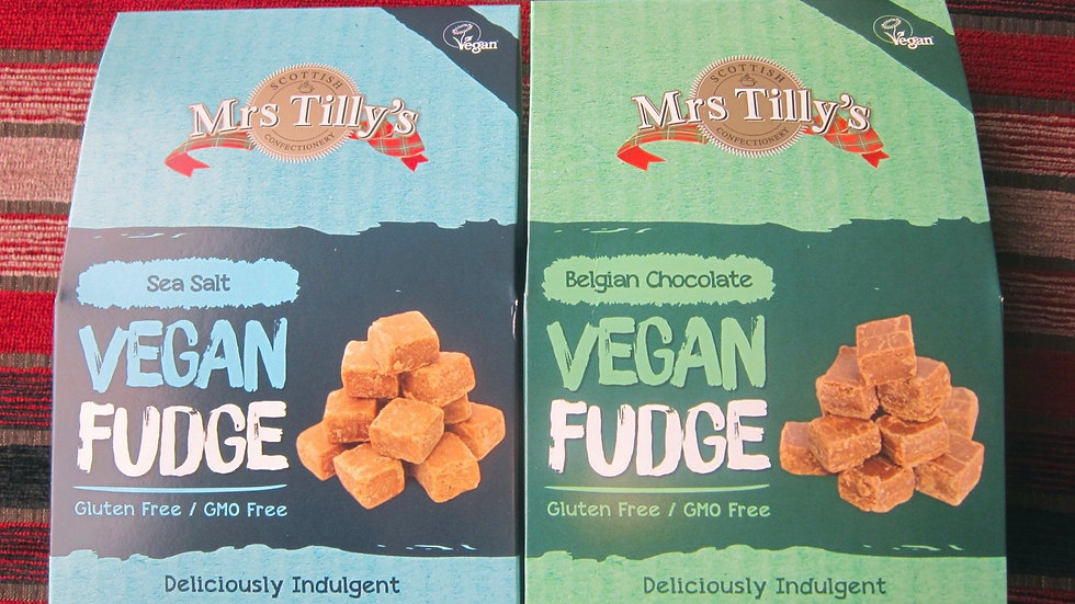 Vegan Fudge Box
