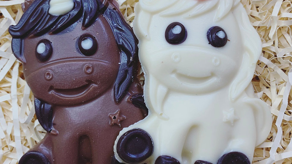 Chocolate Novelty Figure