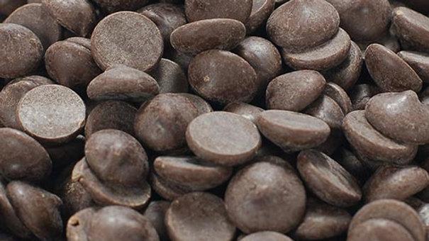 Belgian Dark Chocolate Callet Buttons