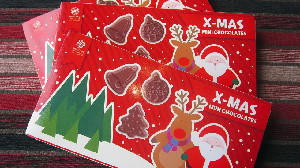 Mini Christmas Shapes