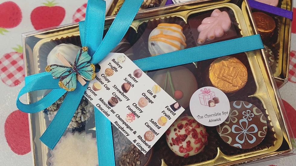 12 Chocolate Gift Box